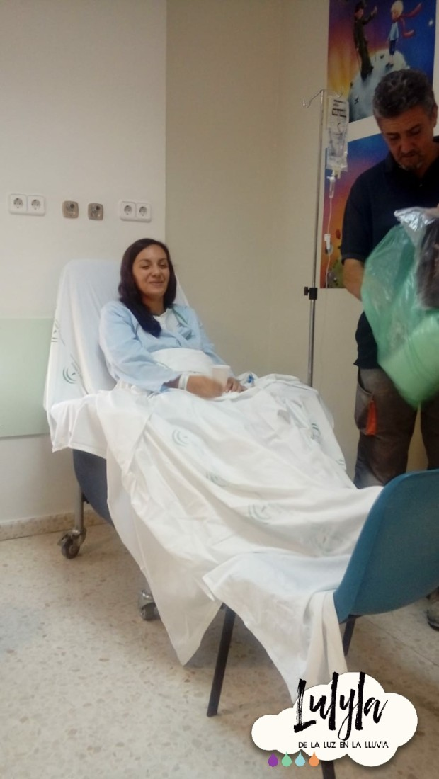 Mi operacion de hallux valgus